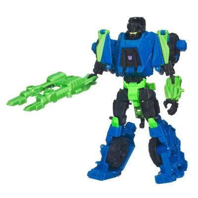 TRANSFORMERS GENERATIONS FALL OF CYBERTRON Deluxe Class ONSLAUGHT Figure