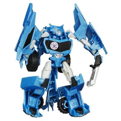 Transformers Robots in Disguise Warrior Class Steeljaw Figure