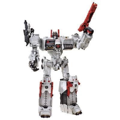 Transformers Generations Metroplex San Diego Comic Con Set