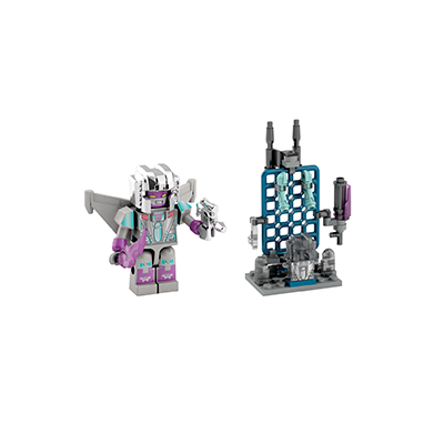 KRE-O Transformers Custom KREON Dreadwing Set