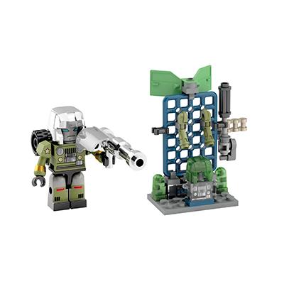KRE-O Transformers Custom KREON Autobot Hound Set