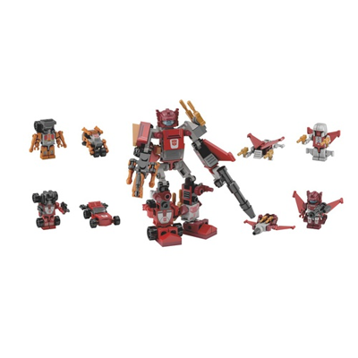 KRE-O Transformers Micro-Changers Combiners Computron Set