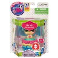 Littlest Pet Shop Sweetest Hide and Sweet Hamster