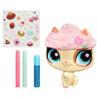 Littlest Pet Shop Sweetest Deco Pets Kitty Pet