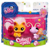 LITTLEST PET SHOP CUTEST PETS Pack (Cat and Butterfly)