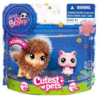LITTLEST PET SHOP CUTEST PETS Pack (Lion and Kitten)