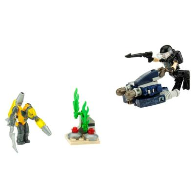 KRE-O BATTLESHIP Ocean Attack Construction Set