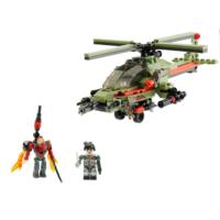 KRE-O BATTLESHIP COMBAT CHOPPER Construction Set