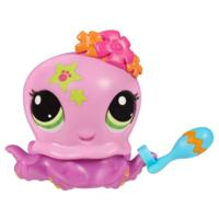 LITTLEST PET SHOP WALKABLES Dancing Pets Grooving Octopus
