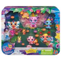 LITTLEST PET SHOP Fairies MAJESTIC MASQUERADE Set