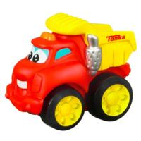TONKA CHUCK & FRIENDS CHUCK THE DUMP TRUCK