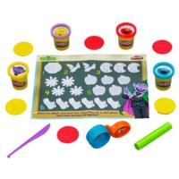PLAY-DOH SESAME STREET Stamp Out & Count Playset