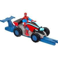 Marvel Ultimate Spider-Man Power Webs ATV Racer Vehicle