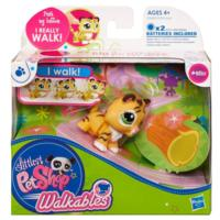 LITTLEST PET SHOP WALKABLES Pet (Tiger)