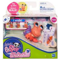 LITTLEST PET SHOP WALKABLES Pet (Hermit Crab)