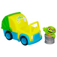 SESAME STREET PLAYSKOOL Oscar the Grouch's Garbage Truck