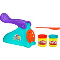 PLAY-DOH FUN FACTORY SPIN 'N STORE (Blue) Playset