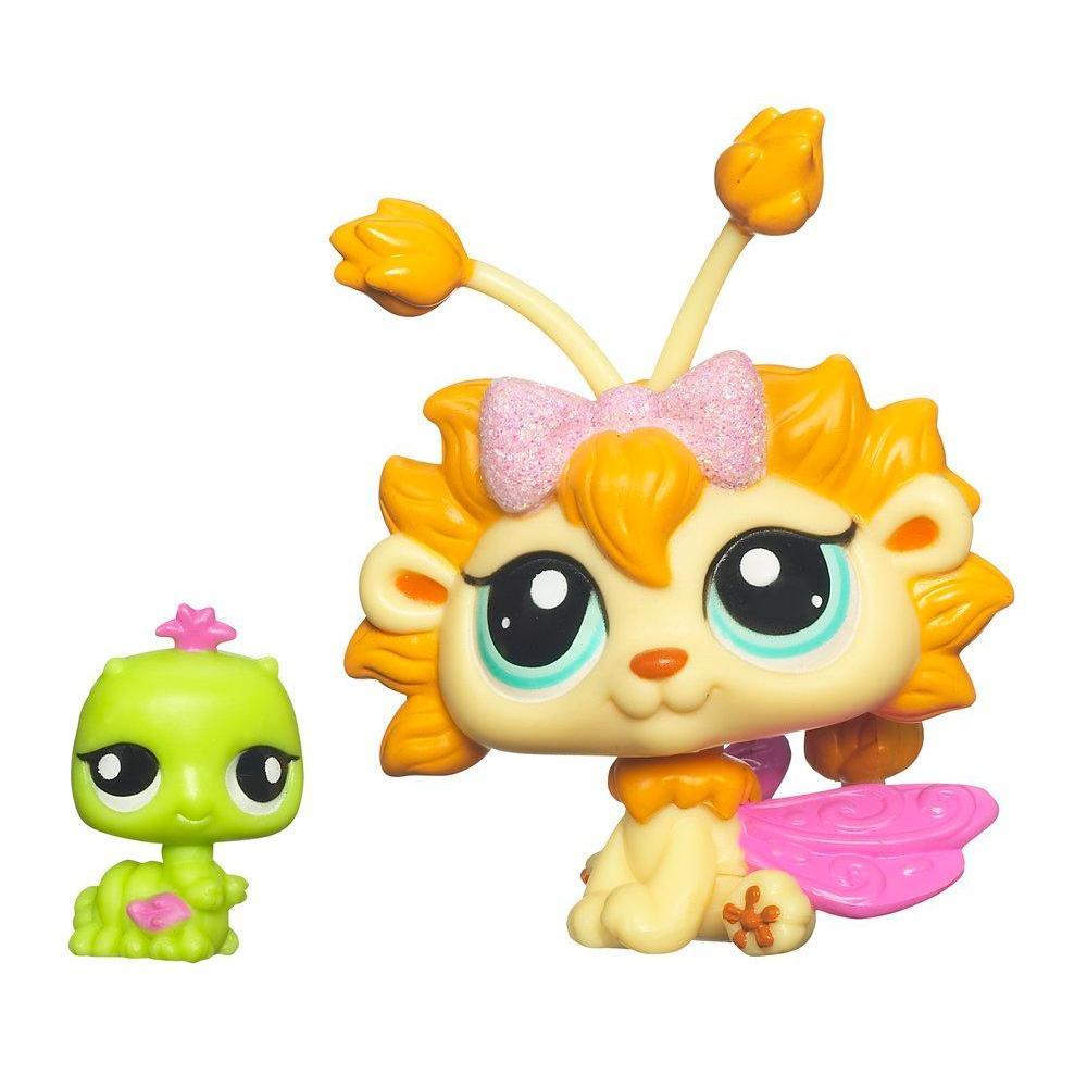 LITTLEST PET SHOP Fairies GLISTENING GARDEN Dandelion Fairy Set