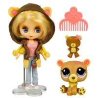 LITTLEST PET SHOP BLYTHE Loves LITTLEST PET SHOP: CUTEST CUBS