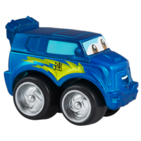 TONKA CHUCK & FRIENDS SOKU THE CRUISER Die Cast Metal Truck