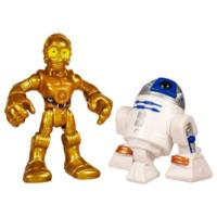 STAR WARS Jedi Force PLAYSKOOL HEROES R2-D2 & C-3PO