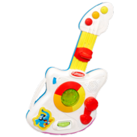 PLAYSKOOL ROCKTIVITY JUMP 'N JAM GUITAR Toy
