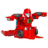 TRANSFORMERS BOT SHOTS Battle Game Series 2 Spin Shot IRONHIDE Vehicle