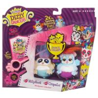 FURREAL FRIENDS DIZZY DANCERS HILLYHOOT CHIPALU WHIRLPOWER COLLECTION 2-Pack