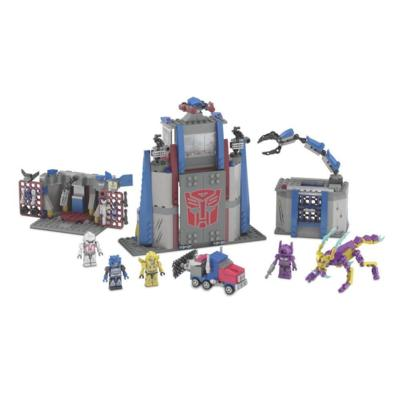 Kre-O Transformers Autobot Command Center Set