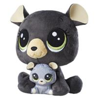 Littlest Pet Shop Chestnut Bearly and Cocolina Bearly Plush Pairs
