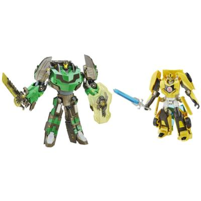 Transformers Generations Platinum Edition Bumblebee and Grimlock