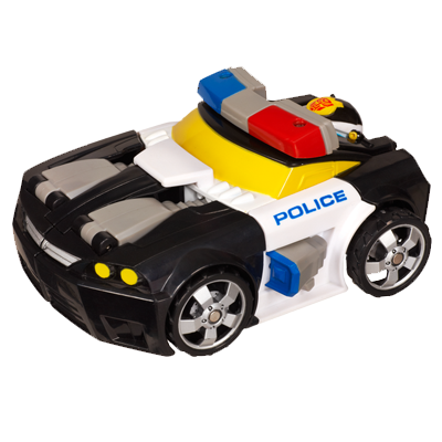 Transformers Rescue Bots Energize Chase the Police Heatwave the ...