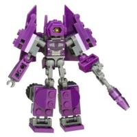 KRE-O Transformers KREON Battle Changer Shockwave Set