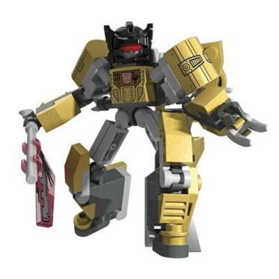 KRE-O Transformers KREON Battle Changers Grimlock Set