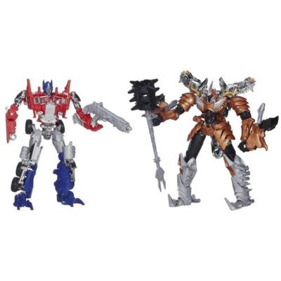 Transformers Age of Extinction Generations Voyager Class Evasion Mode Optimus Prime