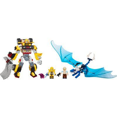 Kre-O Transformers Beast Hunters Battle Net Bumblebee Set