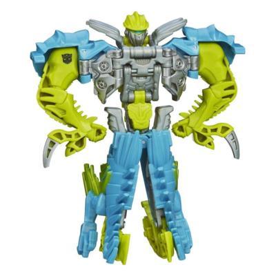 Transformers Age of Extinction Dinobot Slash One-Step Changer