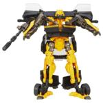 Transformers Age of Extinction Generations Deluxe Class High Octane Bumblebee Figure