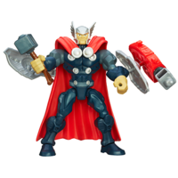 Marvel Super Hero Mashers Thor Figure