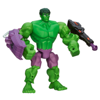 Marvel Super Hero Mashers Hulk Figure