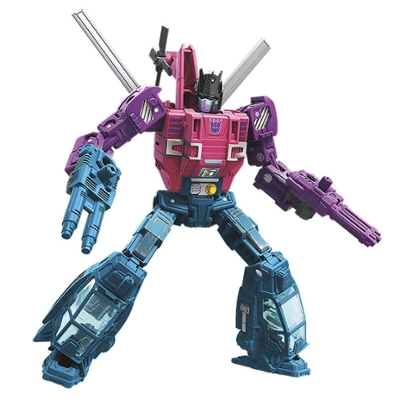 Transformers Generations War for Cybertron Deluxe WFC-S48 Spinister Figure Product