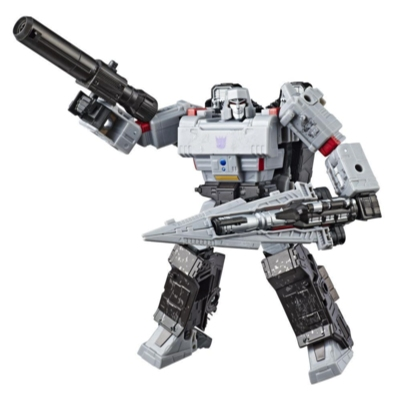 Transformers Generations War for Cybertron: Siege Voyager Class WFC-S12 Megatron Action Figure Product
