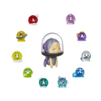 Hanazuki Lunalux Treasures Space (Collection 1)