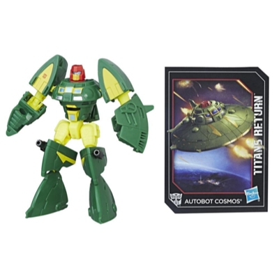 Transformers: Generations Titans Return Legends Class Autobot Cosmos