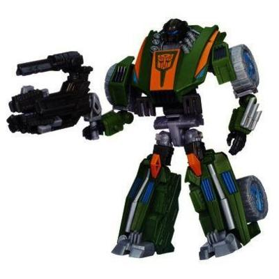 Transformers Generations Fall of Cybertron Autobot Roadbuster