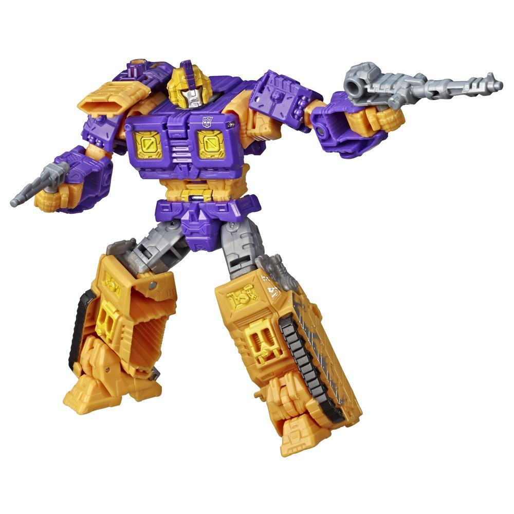 Transformers Generations War for Cybertron Deluxe WFC-S43 Autobot Mirage