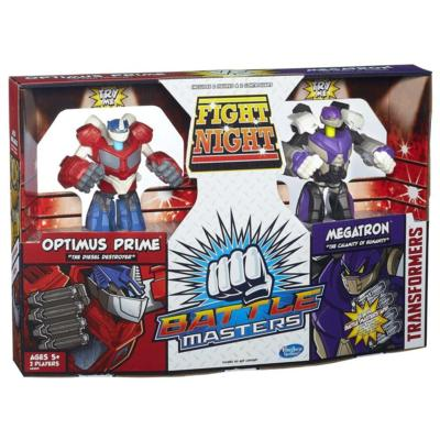 Transformers Battle Masters 2-Pack Game