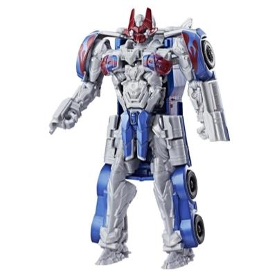 Transformers: The Last Knight -- Knight Armor Turbo Changer Optimus Prime