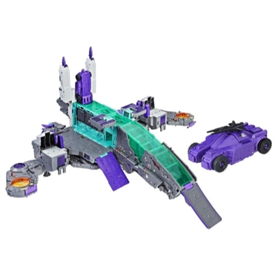 Transformers Generations Titans Return Titan Class Trypticon