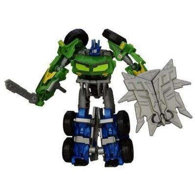 Transformers Prime Beast Hunters Commander Class Beast Blade Optimus Prime Figure